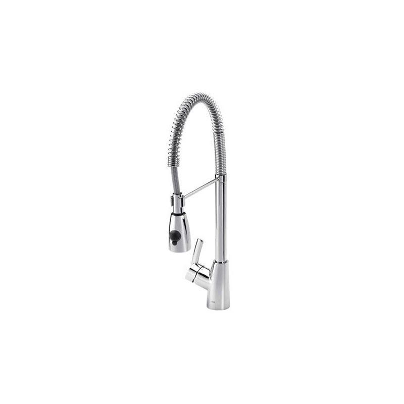 Monocomando P/ Cozinha de Mesa Bica Extraível Mini-Zoom Roca