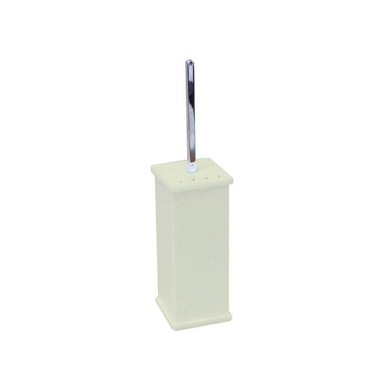 Porta Escova Sanitaria Com Strass Cristal Decor Pérola