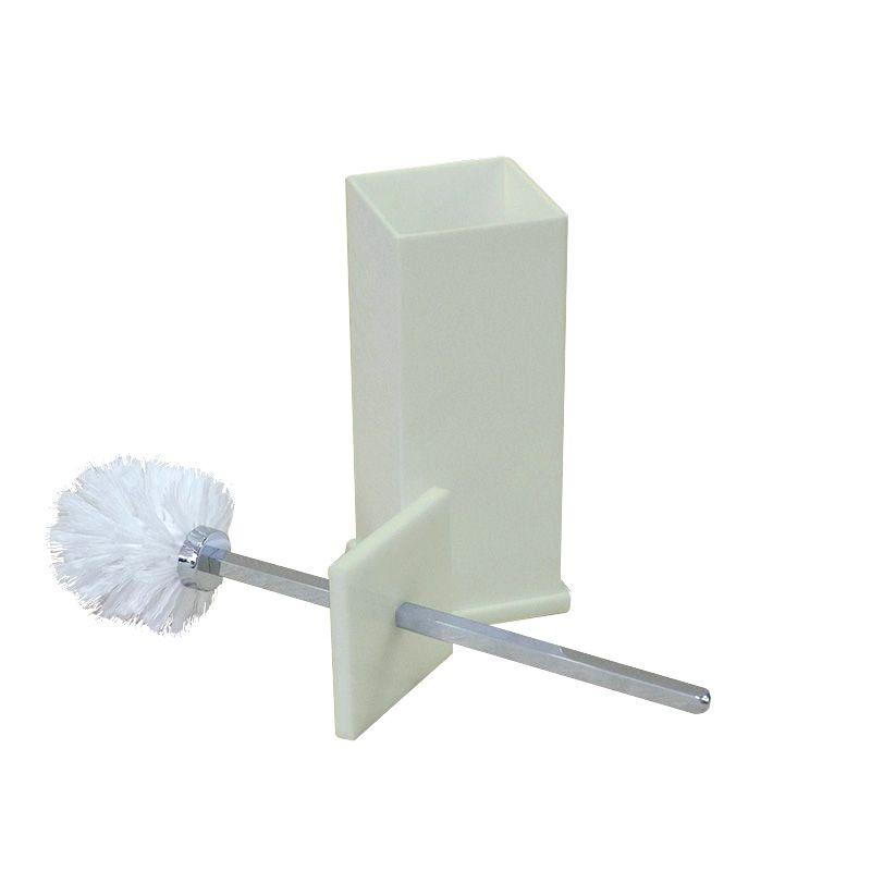 Porta Escova Sanitária Sem Strass Decor Pérola