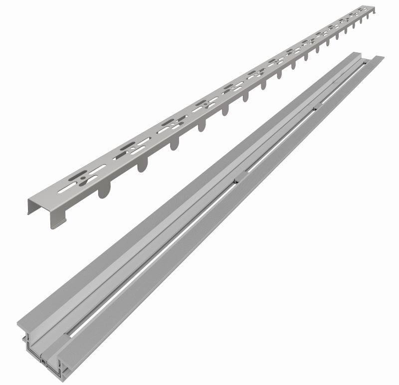 Ralo Linear Elleve Infinity Slim 130cm Tampa Vazada Linear