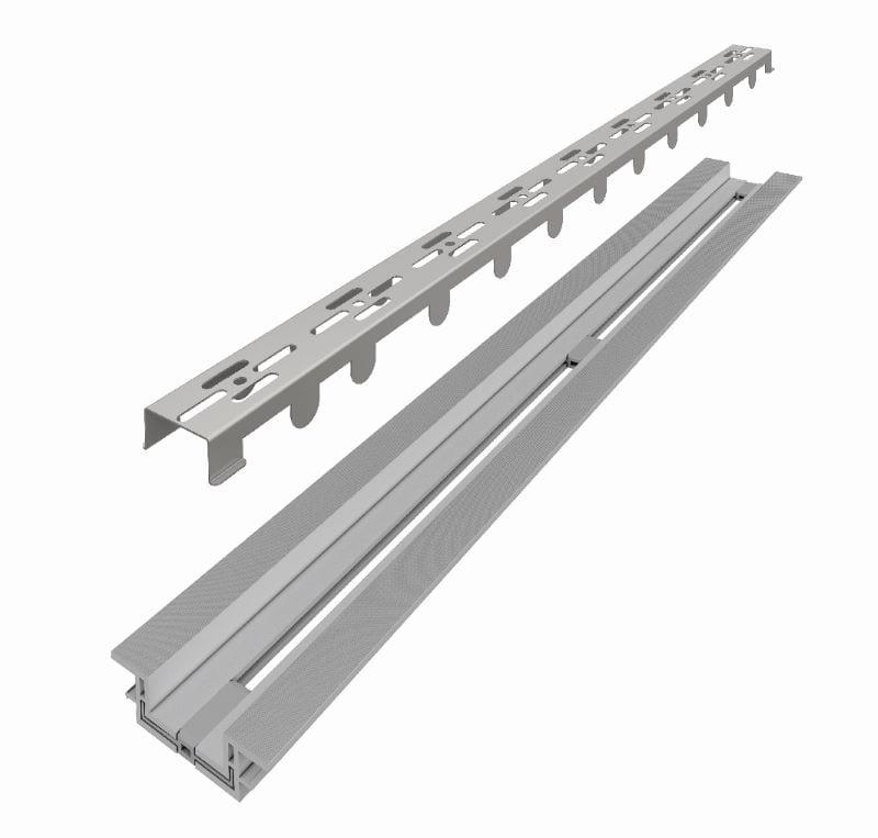 Ralo Linear Elleve Infinity Slim 80cm Tampa Vazada Linear