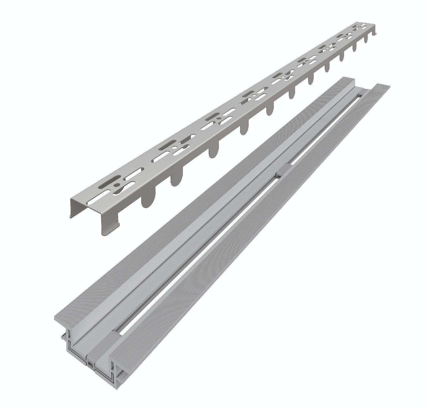 Ralo Linear Infinity Slim 130cm Tampa Vazada Linear