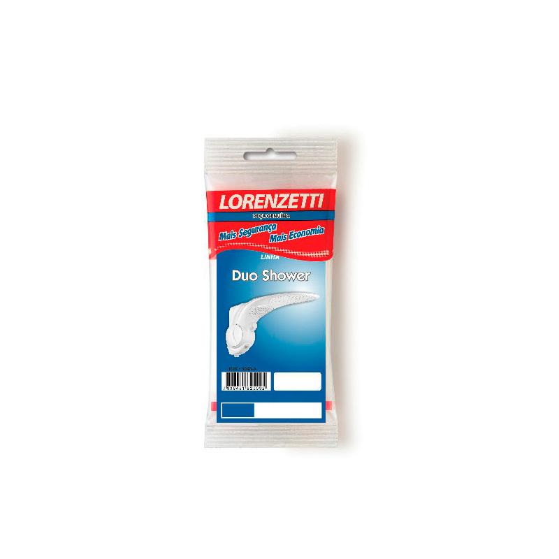 Resistência 220V/7500W 3060C Duo Shower Lorenzetti - 7589105