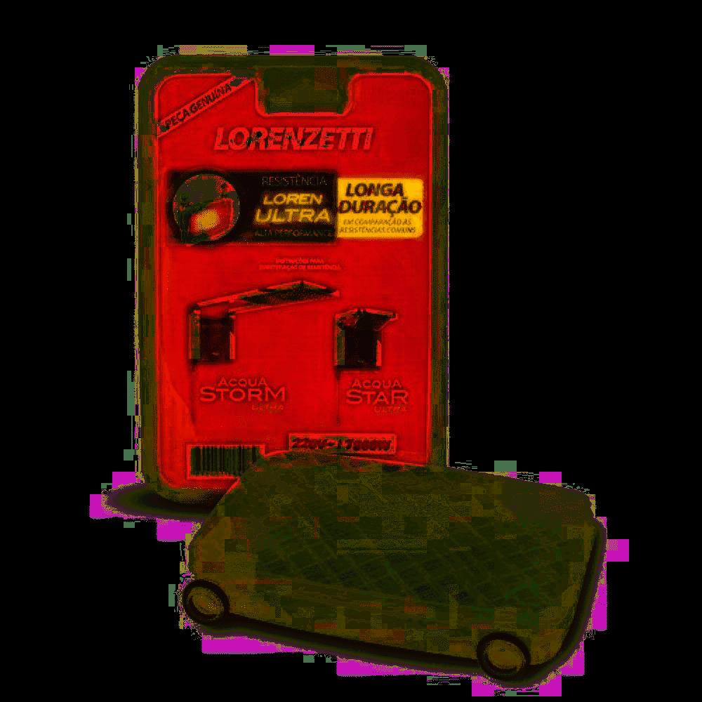 Resistência Acqua Ultra 127V 5500W 3065 Lorenzetti