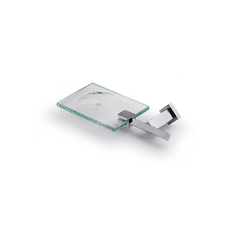 Saboneteira para Box Diagonale Cromado Crismoe - 21.30.077.103.08