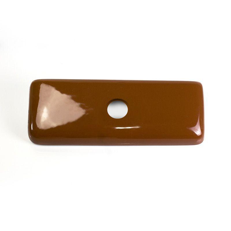 Tampa para Caixa Acoplada Compacta Celite /Incepa/Logasa Ocre