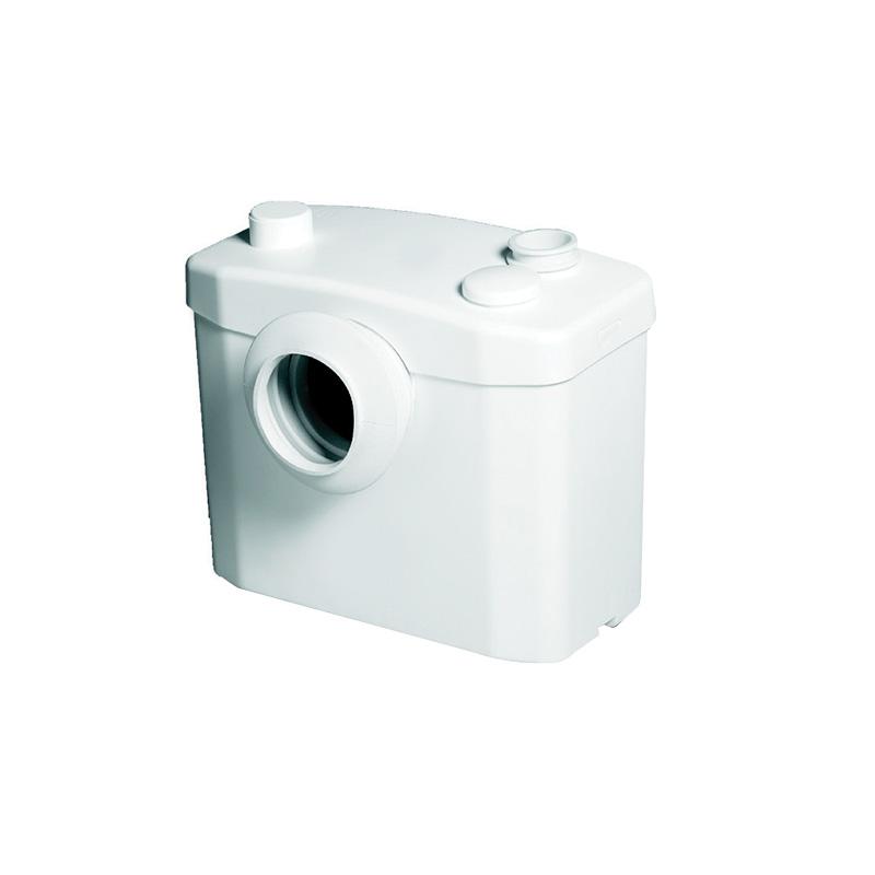 Triturador Adaptável para Sanitário Sanitop Branco Sanitrit