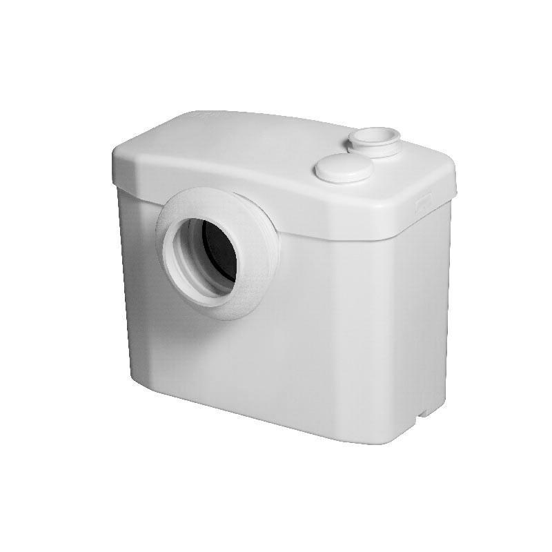 Triturador Adaptável para Sanitário Sanitrit Branco
