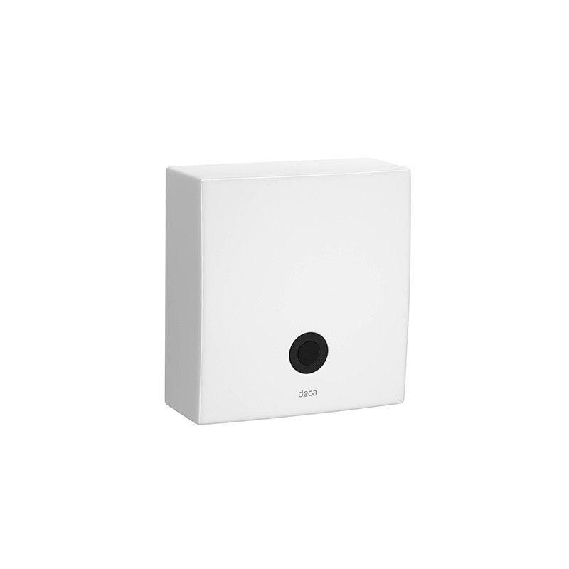 Válvula de Mictório Acionamento C/ Sensor Decalux 2580.E.BR Branco