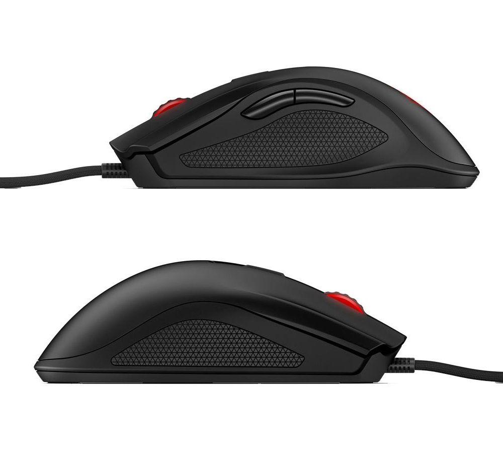 Mouse Gamer Hp Omen 600 Usb 12000 Dpi Preto 1kf75aa Rjfcil M100 Gaming Rjfacil