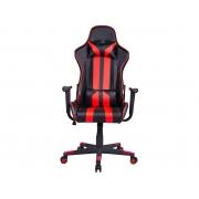 Cadeira Gamer Esports Preto/Vermelho
