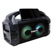 Caixa De Som Portatil Sunbox 50W Rms - Sumay - Sm-Csp1304