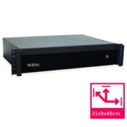 Gabinete Rack16 2U - Matx