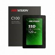Hd Ssd 120Gb Hikvision - Hd-Ssd-C100 120