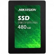 Hd Ssd 480Gb Hikvision - Hd-Ssd-C100 480