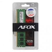 Memoria 8Gb Ddr3 1600 Afox 1.5V