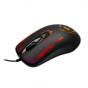 Mouse Optico Gamer C3 Tech Mg-12Bk Preto
