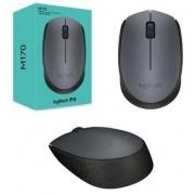 Mouse Wireless Logitech M170 Preto