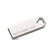 Pen Drive Multilaser 32Gb Diamond Pd851 Usb 2.0 Preto