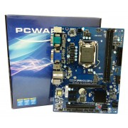 Placa Mae 1151 Pcware Ddr4 Ipmh310 Pro Hdmi| Vga| Dvi| Usb3.1