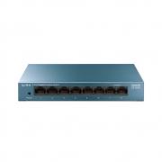 Switch 8 Portas 10/100/1000 Tp-Link Tl-Ls1008G