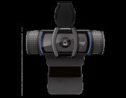 Webcam Full Hd Pro C920S Logitech