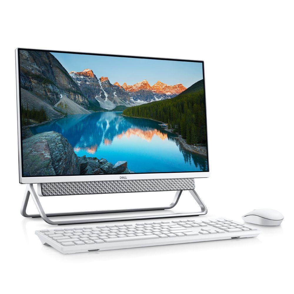 All In One Dell Inspiron 5490 I7-1165G7/8Gb/M.2-256Gb/24''/W10Home/Branco