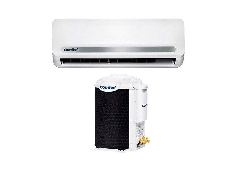 Ar Condicionado Comfee Cyclone 9000 Btus Q/F Evaporadora 220V Branco
