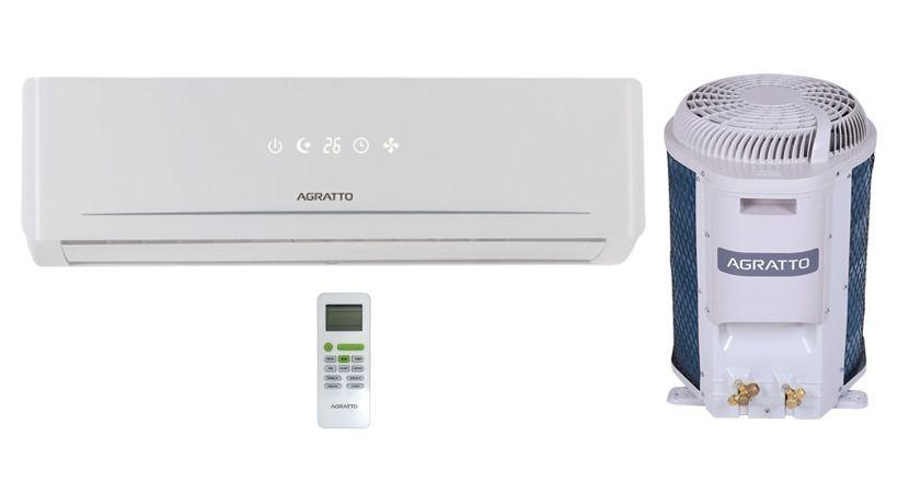 Ar Condicionador Split Eco Top Agratto 9000Btus Ecst9Qfr4-02 Q| F