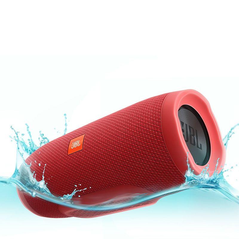 Caixa De Som Charge 3 Bluetooth 20W Vermelha Jbl