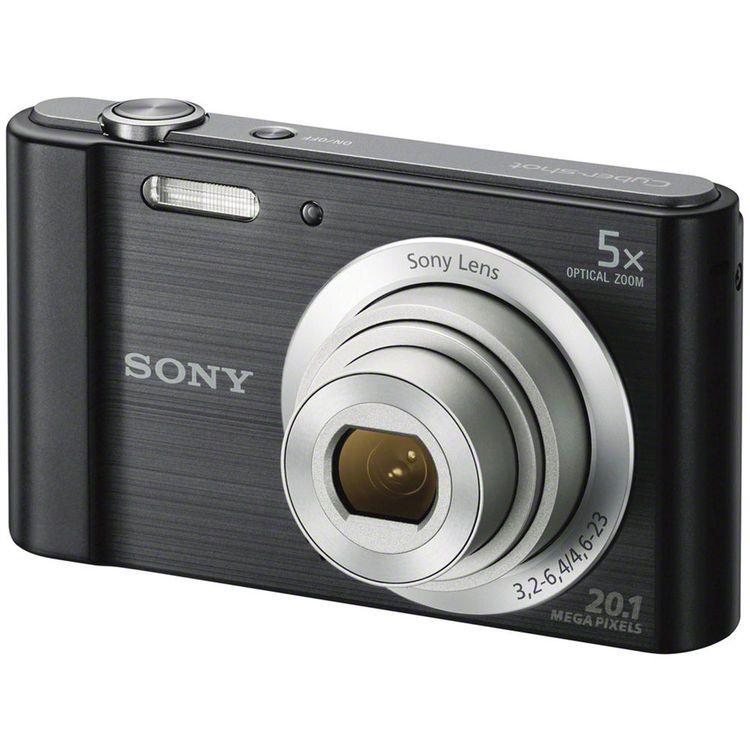Camera Digital 20.1Mp Sony Dsc-W800