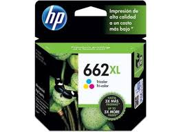 Cart Hp Cz106Ab 662Xl Colorido 8,0Ml