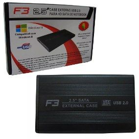 Case Para Hd Externo 2.5 Sata Usb 3.0 Empire