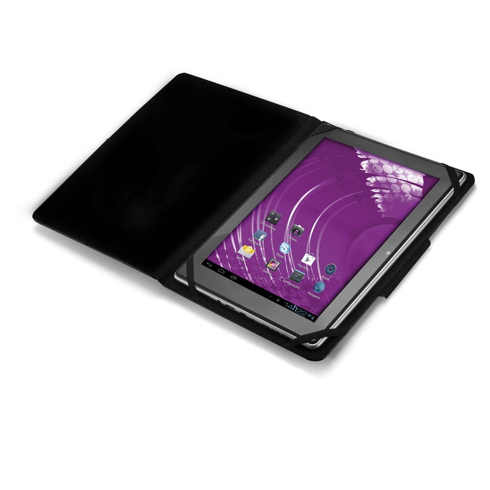 Case Universal Multilaser Para Tablet 7 Bo182 Preto