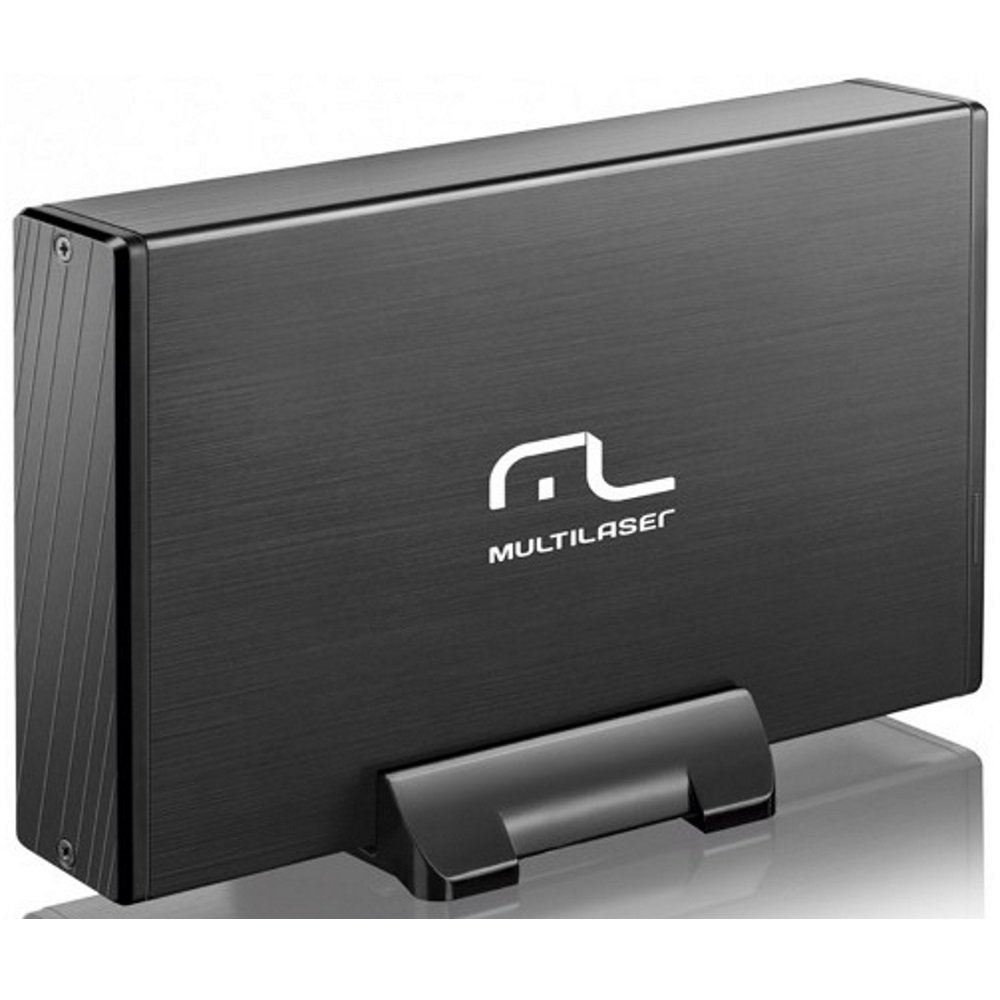 Case Usb Para Hd Sata 3.5 Ga119 Multilaser