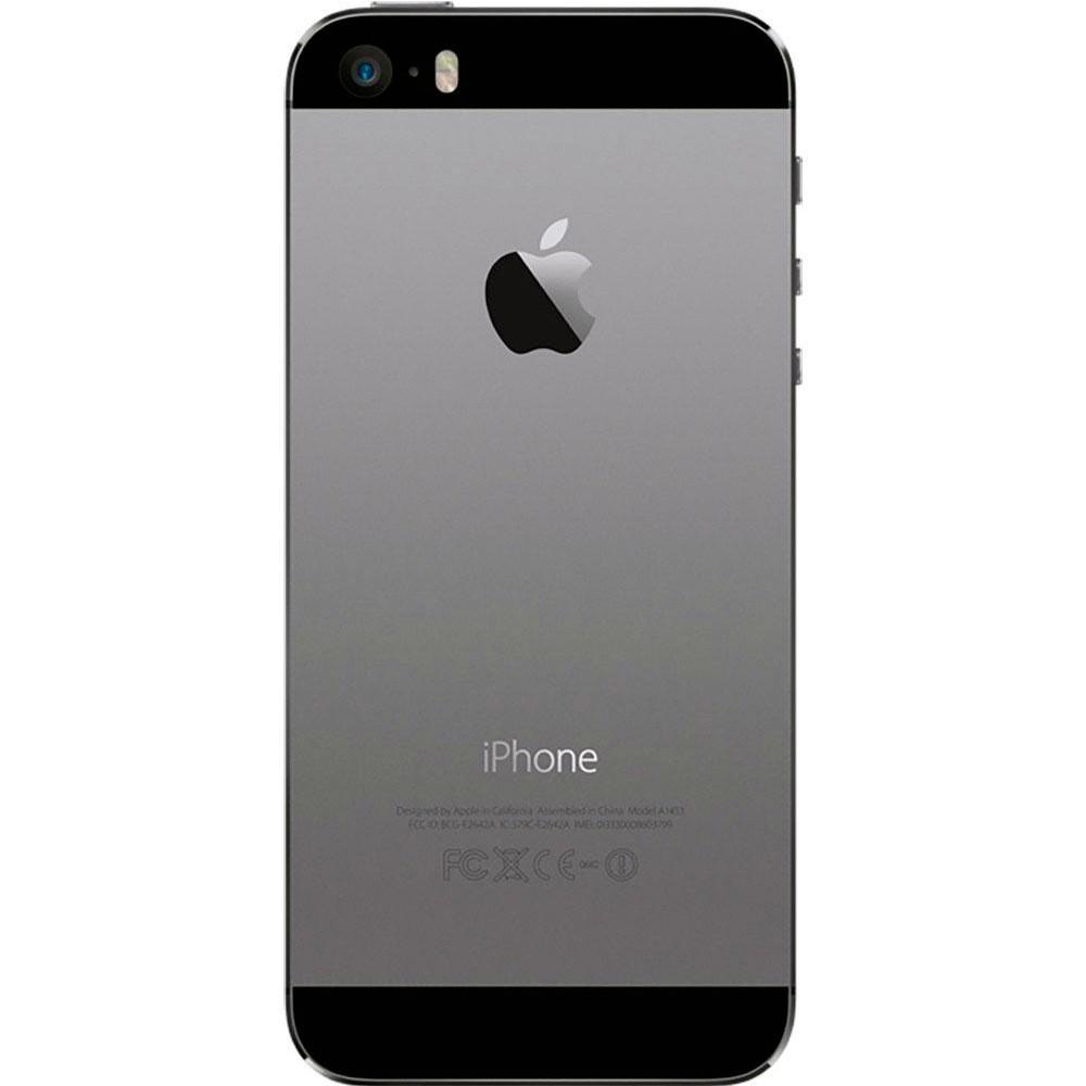Celular Iphone 5S Cinza Espacial 16Gb