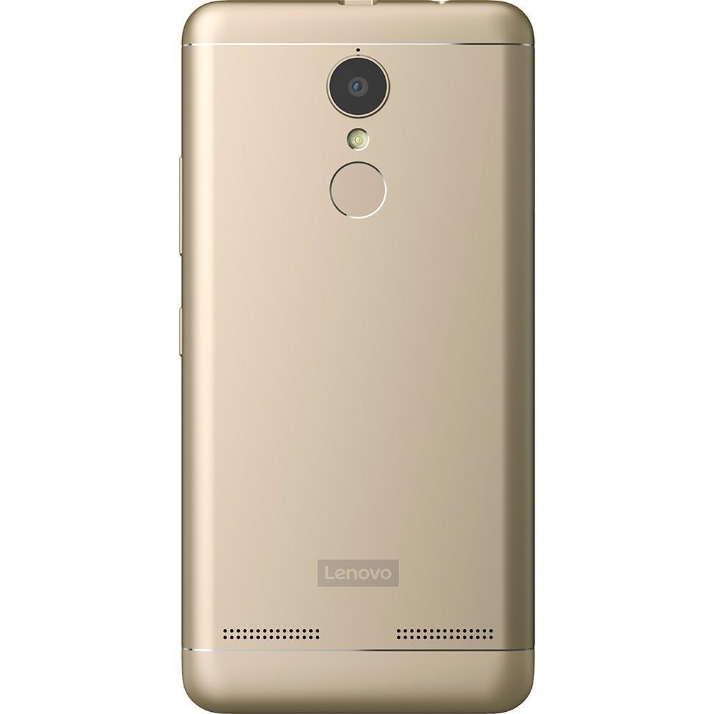Lenovo Vibe K6 Plus Oc/32Gb/5,5/3Gbram/4G/16Mp/Sens Biometrico/Dourado