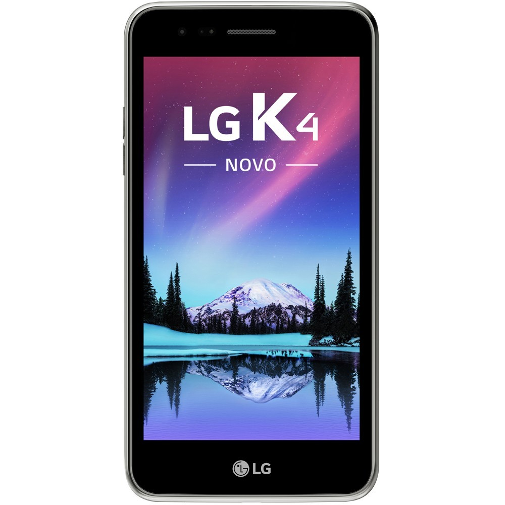 Celular Lg K4 Novo Quad Core|4G|5|5Mp|1Gb Ram|8Gb Chocolate