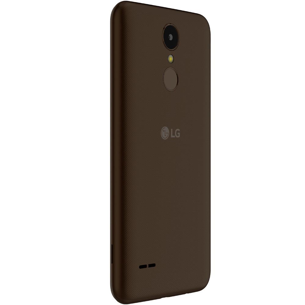 Celular Lg K4 Novo Quad Core 4G 5 5Mp 1Gb Ram 8Gb Chocolate