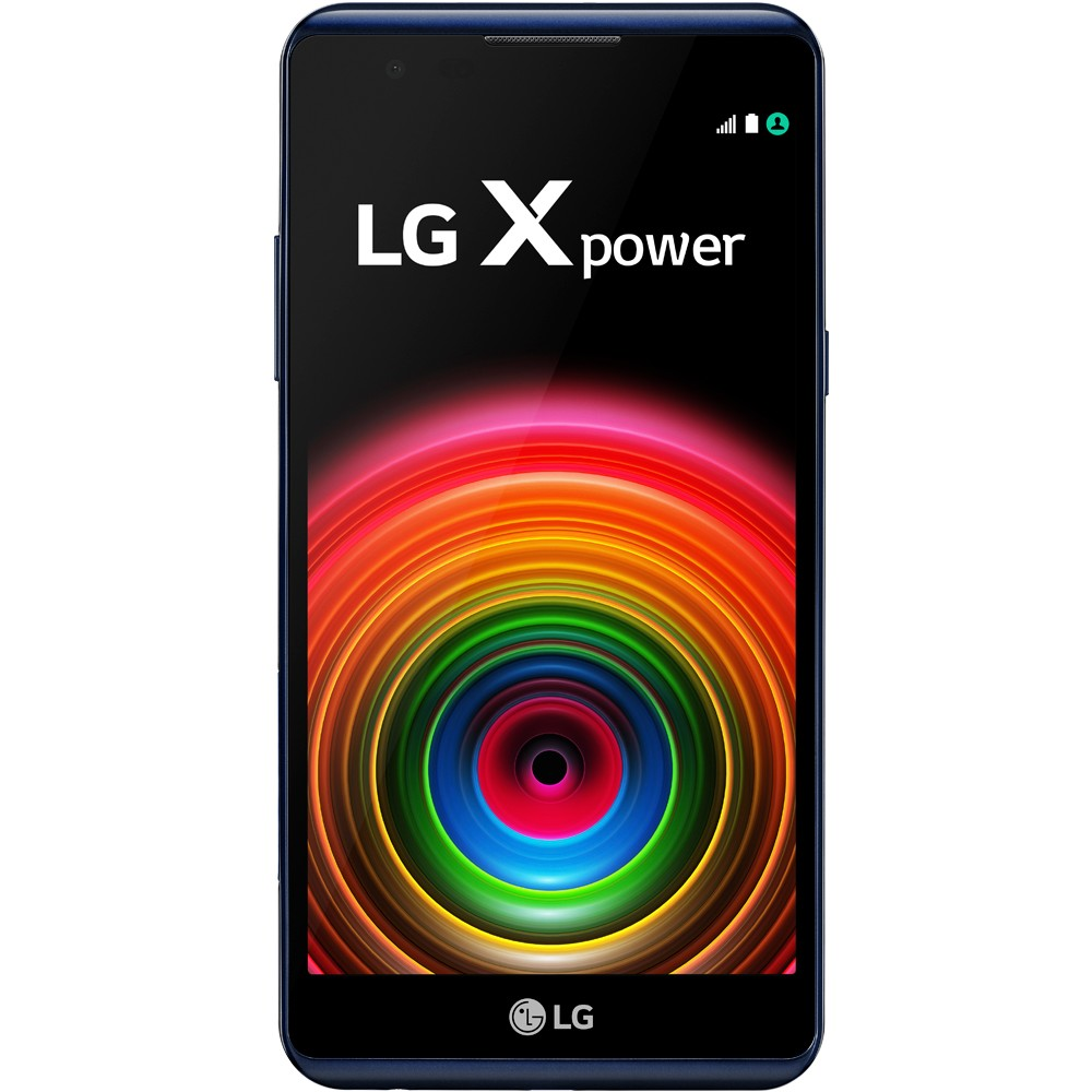 Celular Lg X Power Qc 1.3Ghz|16Gb|4G|2Gb|13Mp|5,3|Indigo K220Dsf