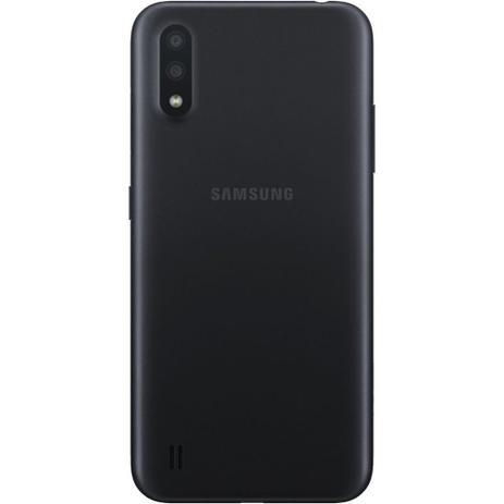 Celular Samsung Galaxy A01 Sm-A015M| Ds Oc2.0Hz| 32Gb| 2Gbram| 13Mp| 5,7| Preto