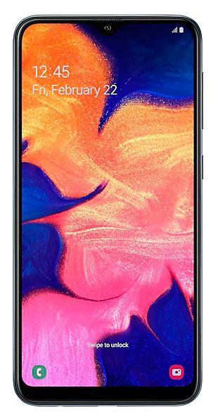 Celular Samsung Galaxy A10 Sm-A105M| Ds Oc| 32Gb| 2Gbram| 13Mp| 6.2| Preto