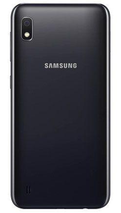 Celular Samsung Galaxy A10 Sm-A105M  Ds Oc  32Gb  2Gbram  13Mp  6.2  Preto