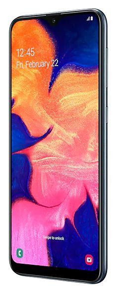 Celular Samsung Galaxy A10 Sm-A105M/Ds Oc/32Gb/2Gbram/13Mp/6.2''/Preto