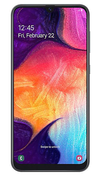 Celular Samsung Galaxy A50 Sm-A505Gt/Ds Oc/64Gb/4Gbram/25Mp/6.4''/Azul