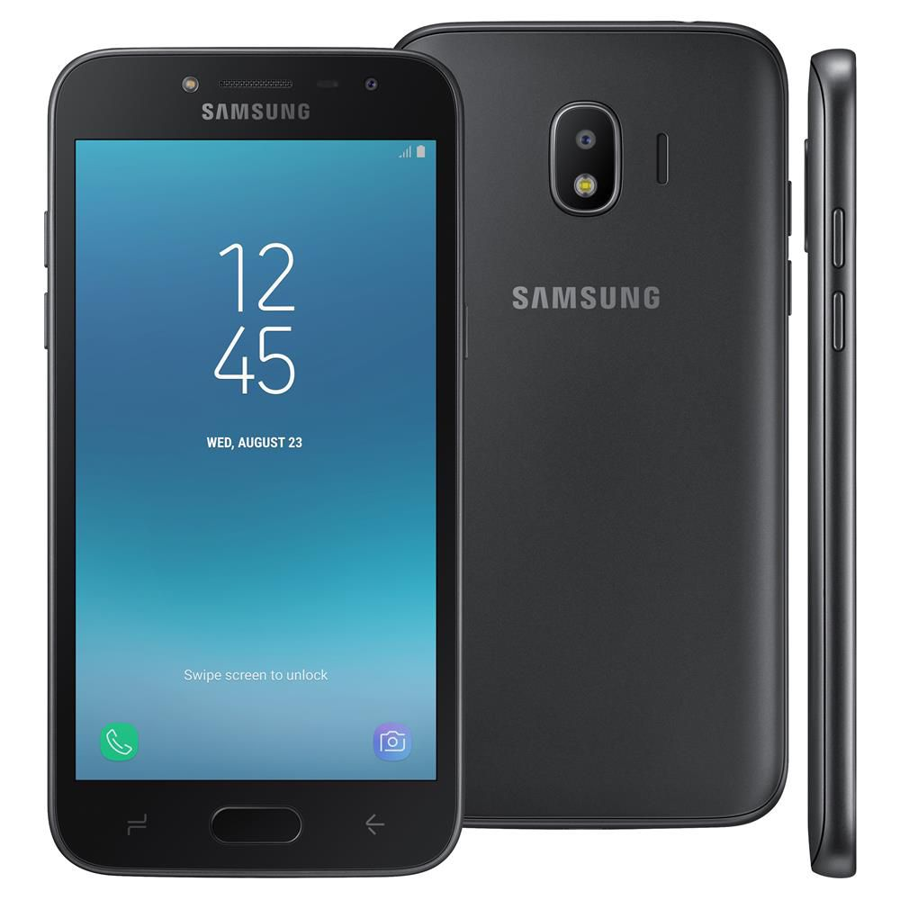 Celular Samsung Galaxy J2 Pro Sm-J250M/Ds 16Gb/1.5Gbram/4G Preto