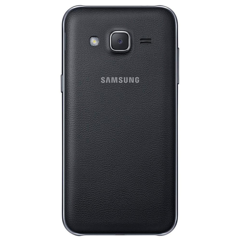 Celular Samsung Galaxy J2 Sm-J200Bt 8Gb 4G Tv Preto Desbloqueado