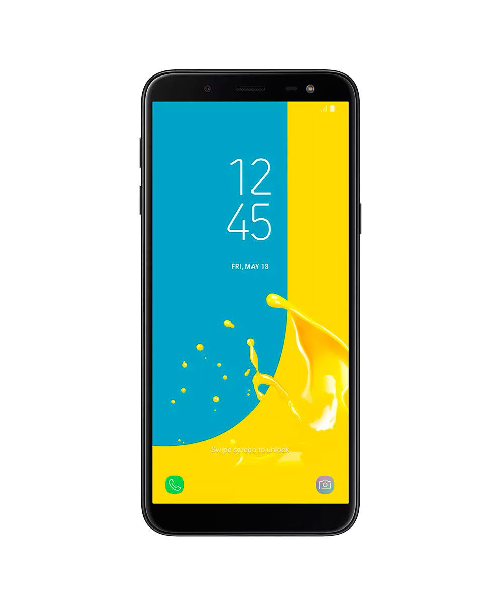 Celular Samsung Galaxy J6 Sm-J600Gt| Ds Oc1.6| 32Gb| 2Gbram| 4G| 5,6| Tv| 13Mp| Preto