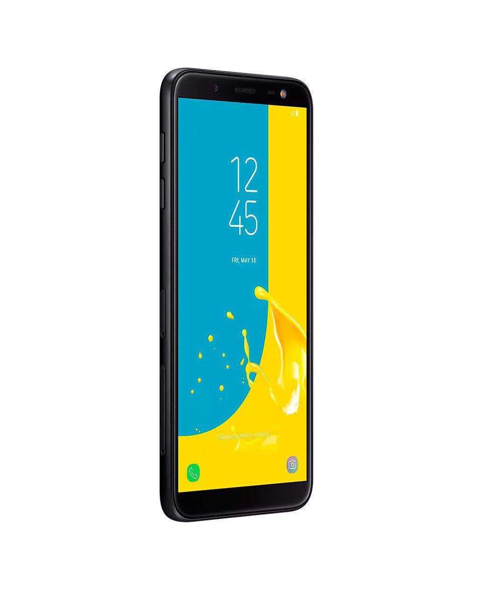 Celular Samsung Galaxy J6 Sm-J600Gt| Ds Oc1.6| 32Gb| 2Gbram| 4G| 5,6| Tv| 13Mp| Preto