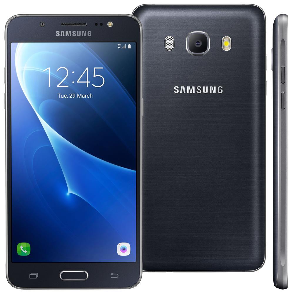 Celular Samsung Galaxy J7 Metal Sm-J710Mn/Ds 16Gb 4G Preto